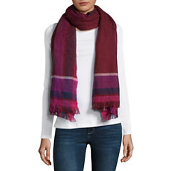 Mixit Reversible Oblong Cold Weather Scarf