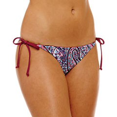 a.n.a Paisley Hipster Swimsuit Bottom
