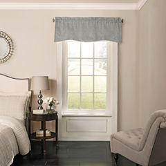 Beautyrest Barrou Rod-Pocket Tailored Valance