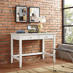 Campbell Writing Desk and Desk Hutch CollectionHutch