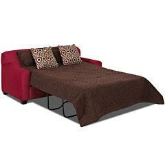 Sleeper Possibilities Dome-Arm Full Loveseat