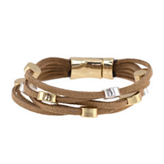 Studio By Carol Womens Wrap Bracelet