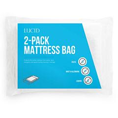 Lucid 2-Pack Mattress Bag