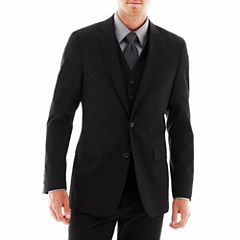JF J. Ferrar® Stretch Gabardine Suit Jacket - Slim Fit