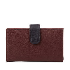 Mundi Rio  Leather RFID Blocking Credit Card Holder