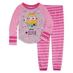 2-pc. Despicable Me Pant Pajama Set Girls
