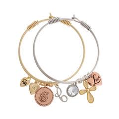 Sandra Magsamen Womens Bangle Bracelet