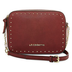 Liz Claiborne Laura Camera Crossbody Bag