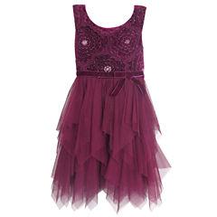 Lilt Sleeveless Party Dress - Toddler Girls