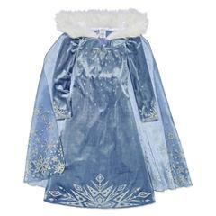 Disney Frozen Dress Up Costume-Big Kid Girls