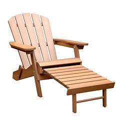 Northbeam Faux Wood Adirondack Chair