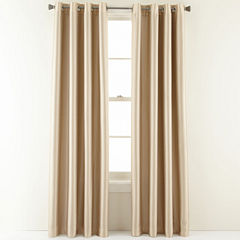 StudioTM Finley Grommet Top Thermal Blackout Curtain Panel