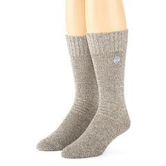 Columbia® 2-pk. Mens Crew Socks