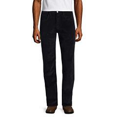 St. John's Bay Straight Fit Corduroy Pants