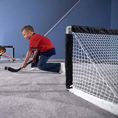 Franklin Sports Insta-Set Mini Hockey 2 Goal Set