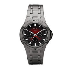 Relic® Mens Red Dial Watch ZR15514