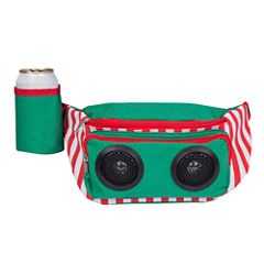 Wembley Holiday Hip Pack with Speakers