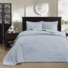 Madison Park Mansfield 3-pc. Bedspread Set