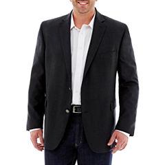 Stafford® Executive Hopsack Blazer–Big & Tall