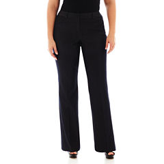 Worthington® Modern Fit Trouser Pants- Plus
