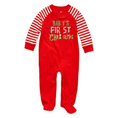 Okie Dokie Baby First Christmas Sleep and Play - Baby
