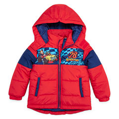 Disney Mickey Mouse Puffer Jacket - Toddler Boys