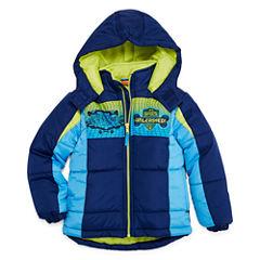 Paw Patrol Puffer Jacket - Preschool Boys
