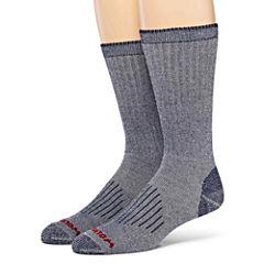Wolverine® 2-pk. Merino Wool Blend Boot Socks