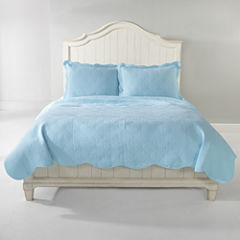 Panama Jack Wave Enzyme Wash 3-pc. Cotton Quilt Set