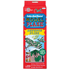 Defense Flier Model Airplane Kit