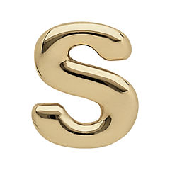 Teeny Tiny® 10K Yellow Gold Initial