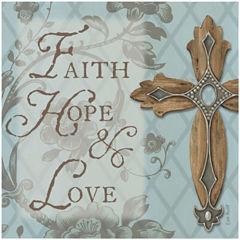 Thirstystone® Faith, Hope, Love 8