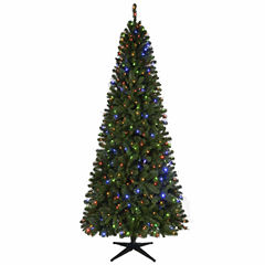 North Pole Trading Co. 9 Foot Ventura Pre-Lit Christmas Tree