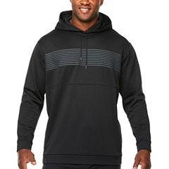 Msx By Michael Strahan Long Sleeve Fleece Hoodie-Big and Tall