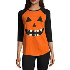 City Streets Halloween Graphic T-Shirt