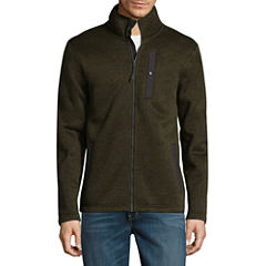 St. John's Bay Lightweight Fleece Jacket