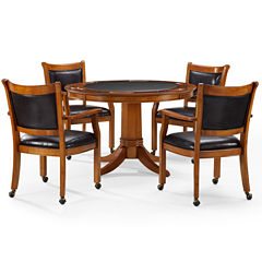 Reynolds 5-pc. Gaming Table Set