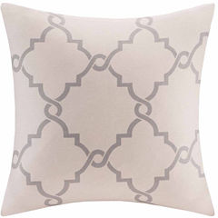 Madison Park Westmont Fretwork Print Square ThrowPillow