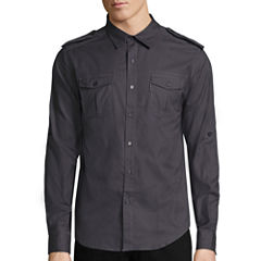 Ecko Unltd.® Viper Long-Sleeve Woven Shirt