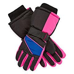 WinterProof Girls Cold Weather Gloves-Preschool