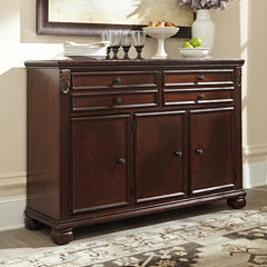 Signature Design By AshleyR Leahlyn Dining Room Buffet