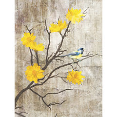 PTM Images® Gray Birds Canvas Wall Art