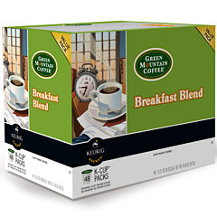 Keurig® K-Cup® Breakfast Blend by Green Mountain Coffee® 48-ct. Coffee Pack
