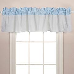 Trend Lab® Blue Taffy Window Valance
