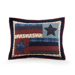 Mary Jane's Home Liberty Pillow Sham