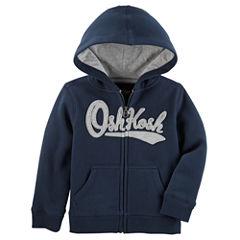 Oshkosh Hoodie-Toddler Boys