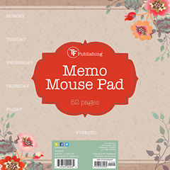 Mouse Memo Pad