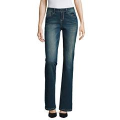 Wallflower Legendary Bootcut Jeans-Juniors