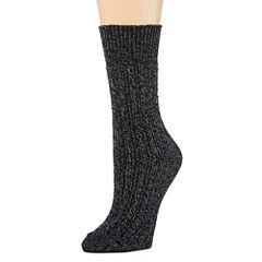 Cuddl Duds Cuddl Duds Crew Socks 1 Pair Boot Socks - Womens