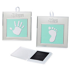 Okie Dokie Hand / Foot Imprint Kits 3-pc. Baby Milestones - Unisex